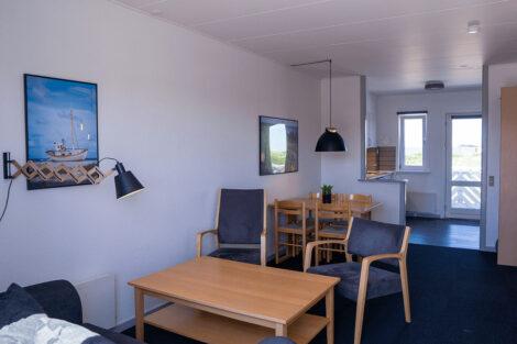 Ferielejlighed til 4 personer hos Feriecenter Slettestrand | Foto: Kristian Skjødt