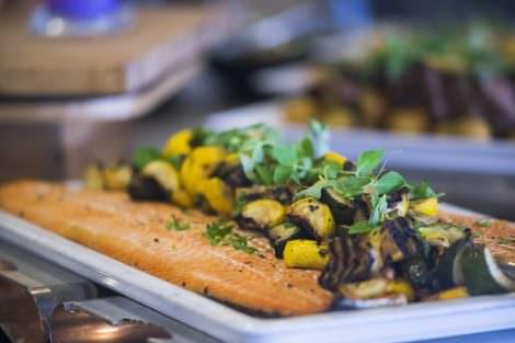 Restaurant Slettestrand serverer hjemmelavet mad og gode råvarer