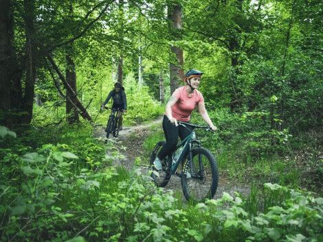 Oplev naturen på 2 hjul i Slettestrand   Foto: Daniel Villadsen