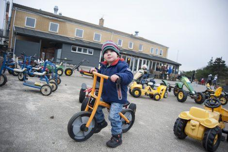 Stor legeplads på Feriecenter Slettestrand