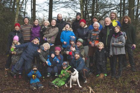 Familien Kronborg ejer og driver Feriecenter Slettestrand i Nordjylland
