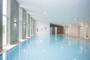Havbadehuset er Feriecenter Slettestrands store, nye varmtvandsbassin i Nordjylland.