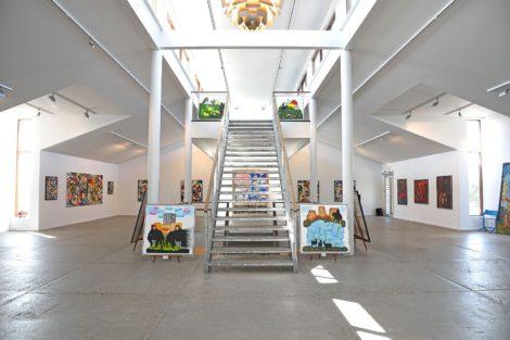 Kunstcenter Lien i Nordjylland
