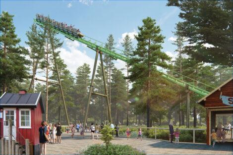 Besøg Fårup sommerland når du er på ferie i Slettestrand