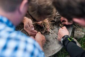 Gastronomisk teambulding ved Madsmedjen i Slettestrand