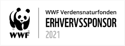 Feriecenter Slettestrand er WWF Verdensnaturfonden Erhvervssponsor 2021