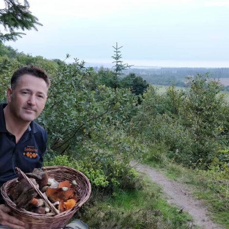 Guidet vandretur med vinsmagning i Jammerbugten   Foto: David Andreasen